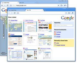 google chrome screenshot v1